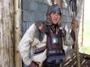Welcome to medieval Mongolia