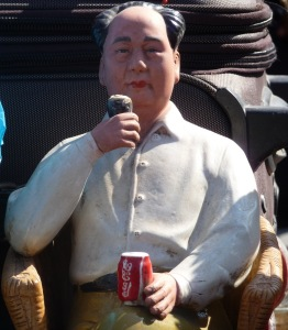 Did Mao really drink Coke?